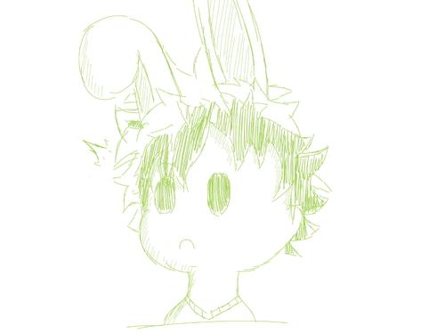 My Hero Academia - Bunny Izuku