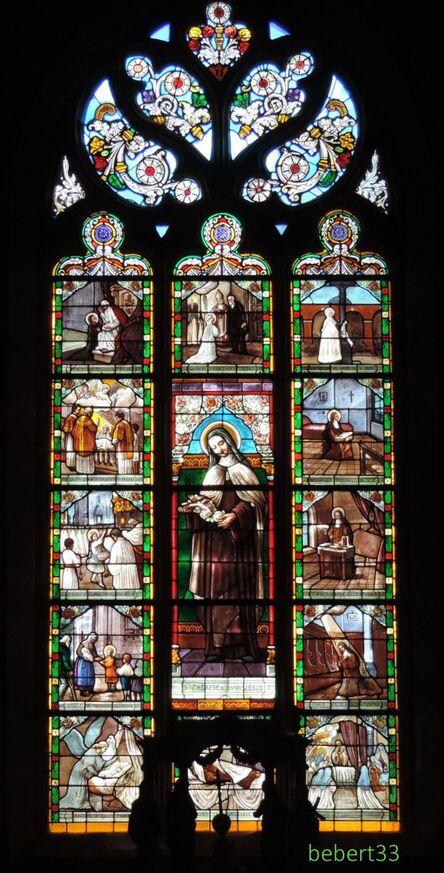 L'église St Sauveur au Faou (29)