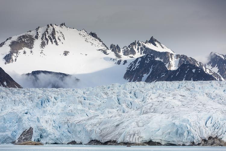 Croisière 6e partie - le glacier de Smeerenburg