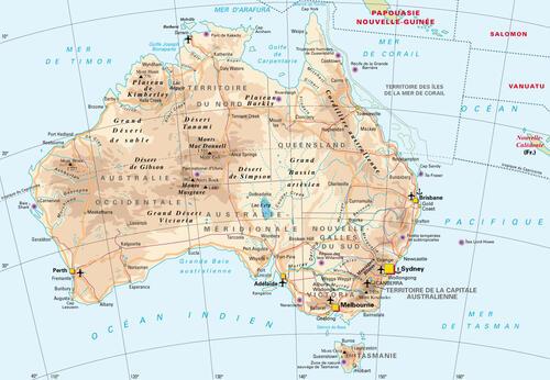 Présentation Australie