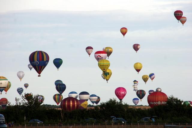Lorraine Mondial Air Ballon