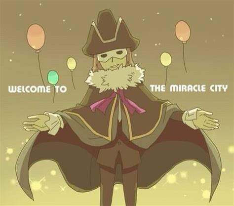 Welcome to the Miracle City