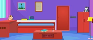 Jouer à Natty room escape