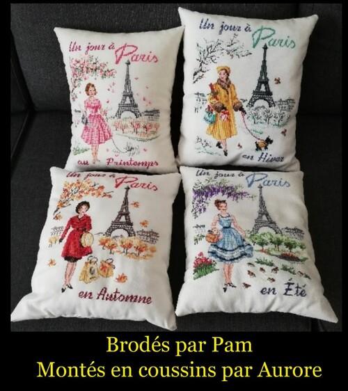 Paris des Brodeuses Parisiennes