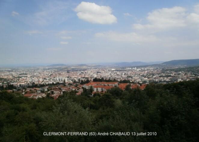VILLE DE CLERMONT-FERRAND (63)