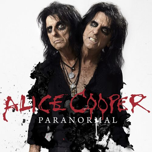 Alice Cooper - Paranormal (2017)