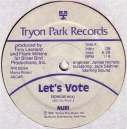 Nuri - Let's Vote