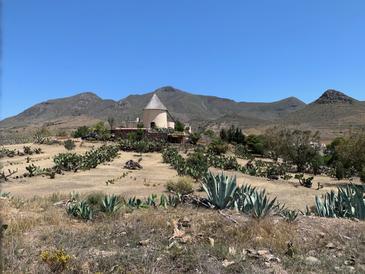 DE TABERNAS A SAN JOSE - Parc Naturel Cabo de Gata-Nijar