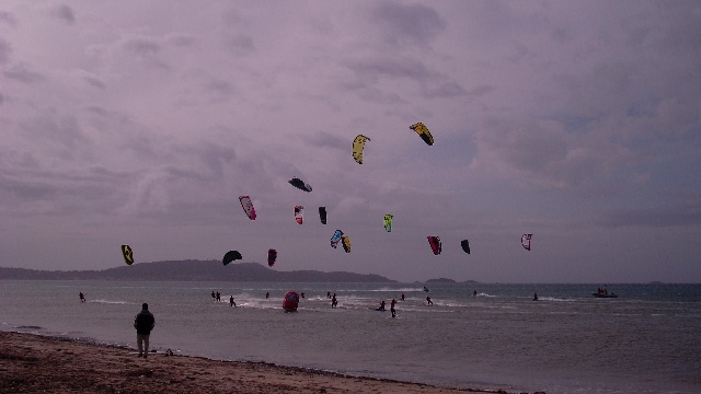 photos kite show
