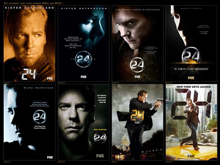 2009 -24 S7 (24 heures chrono saison 7) - Série TV