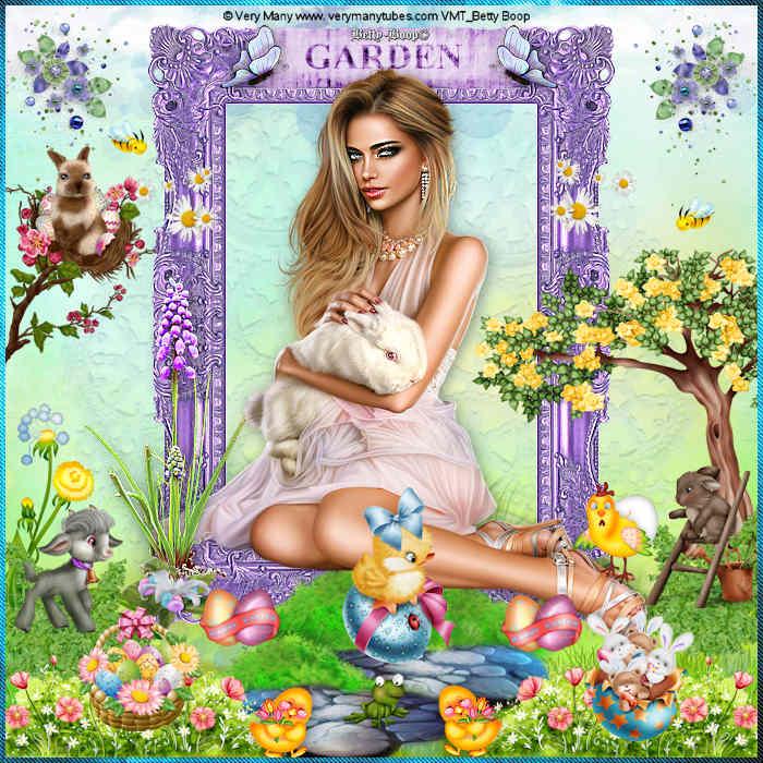 Pages à décorer Pâques et printemps