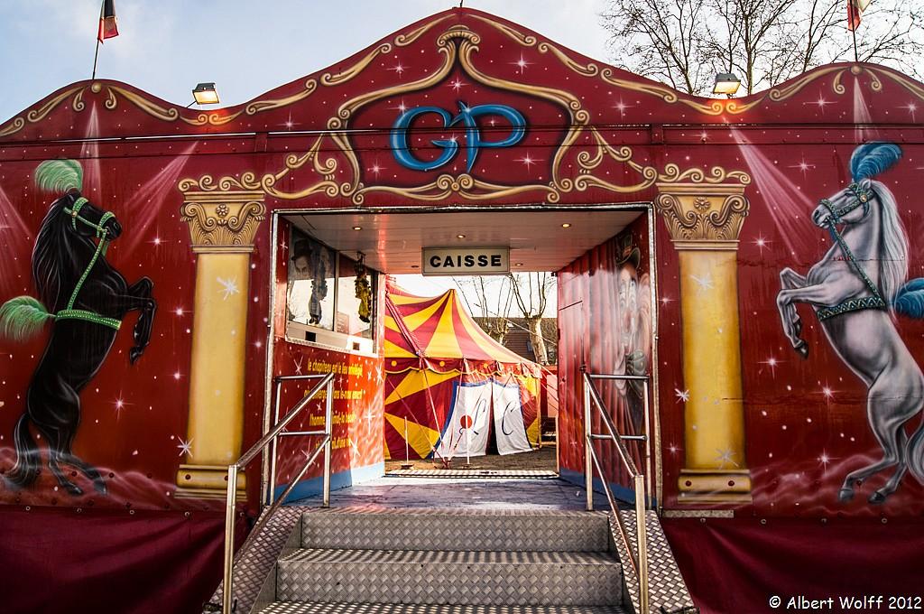 C'est le cirque sur mon blog.