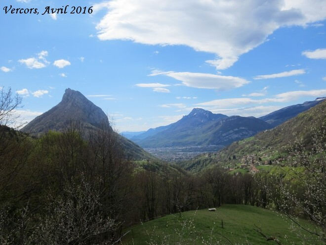 La montagne, février, avril 2016