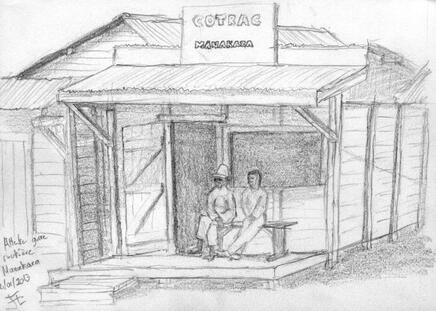 Manakara,ville de mémoire