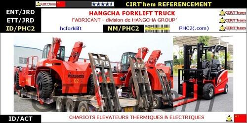 HANGCHA FORKLIFT TRUCK