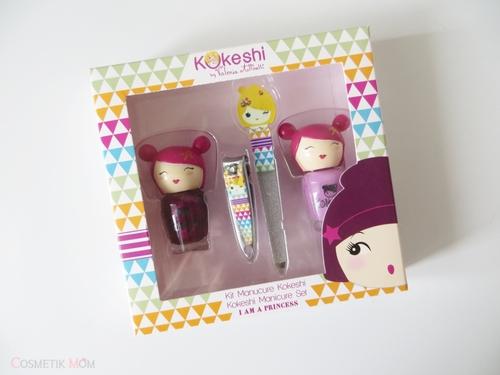 Les Cuties Kokeshi
