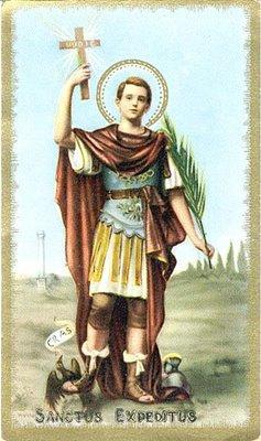 Saint Expédit (4ème s.)