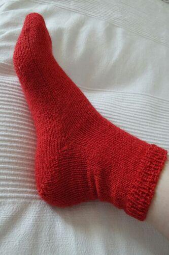 Tricoter ses premières chaussettes