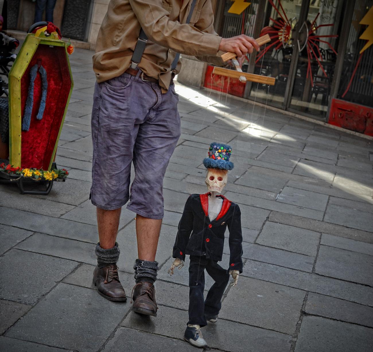 marionette ...
