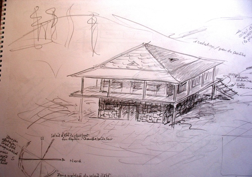06 Design of an ecological house : Anahat