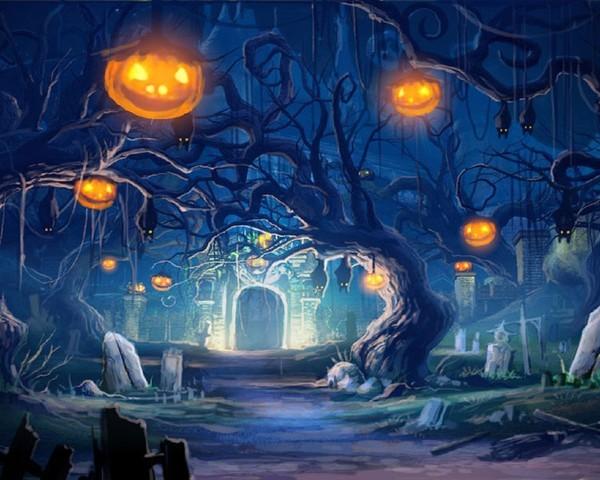 Joyeux Halloween à tous !