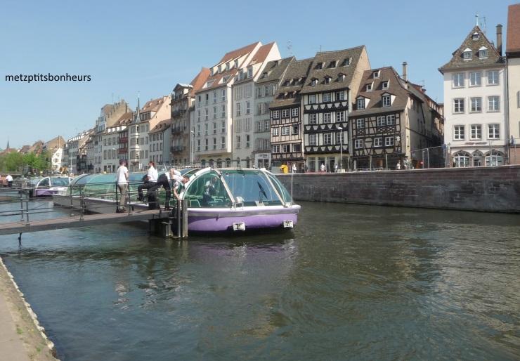 Une journée à Strasbourg..