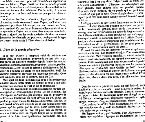 Pigani CHANNELS pages 78 et suite
