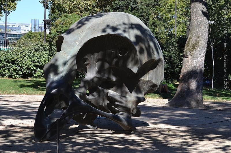 Jardin des Plantes de Paris : Mégalornithos