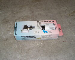 robinet thermostatique