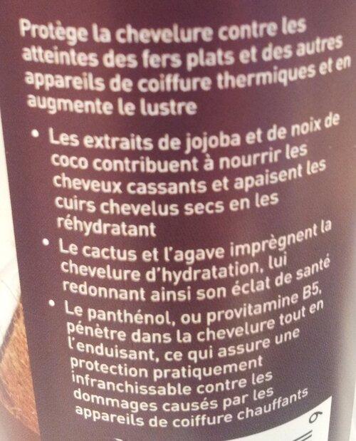 Le soin anti-frisottis et thermoprotecteur à la Coco DESERT ESSENCE