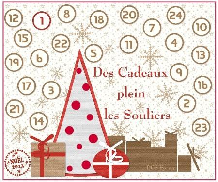 Noël approche chez DCS ...
