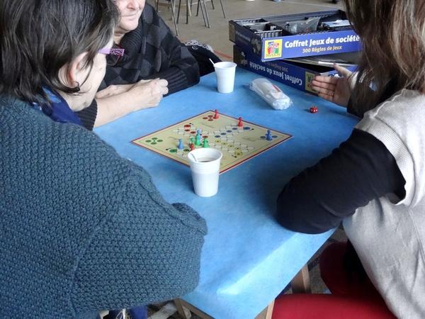 La fête du jeu organiséee par l'école primaire Marmont