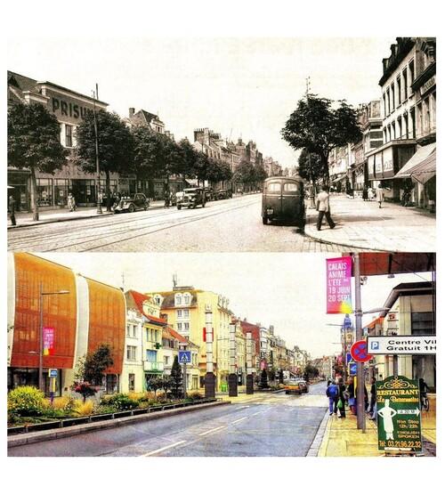 Le boulevard Jacquard des années 1950