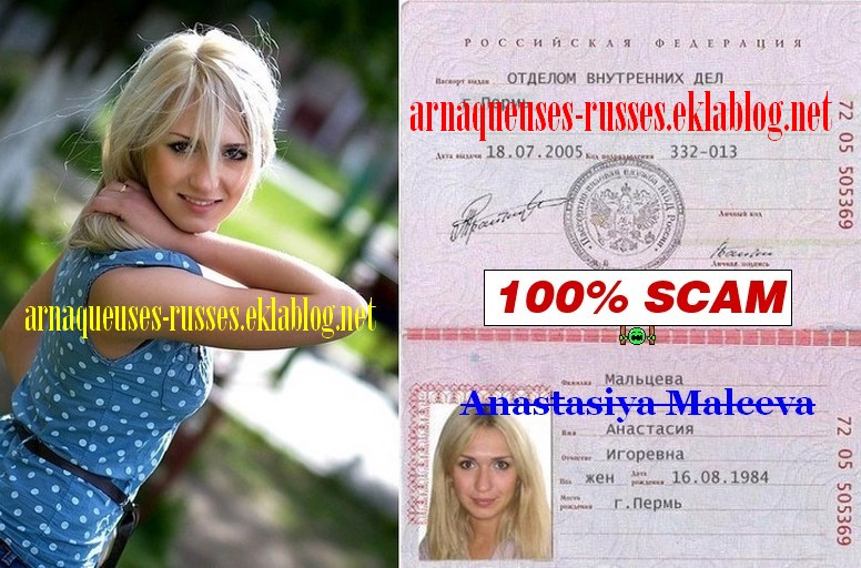 RUSSIAN SCAMMER-86