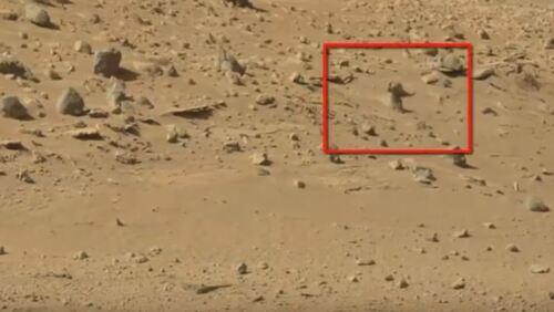 La vie sur Mars ?.