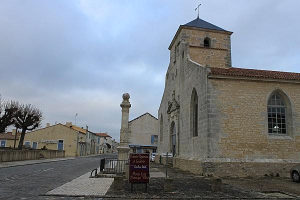 église de brouage 3