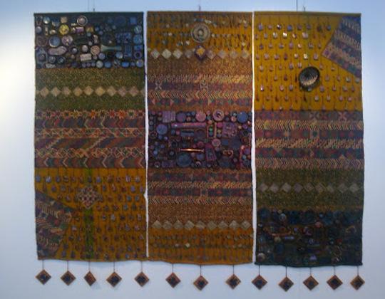 Exposition Mu'allaqât d'El-Yazid Kherbache