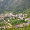 1er jour Un village au centre la Corse