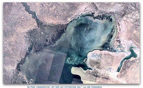 Mer Caspienne Nord