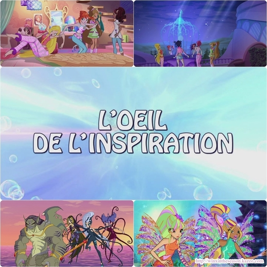 Episode 17 - L'Oeil de l'Inspiration