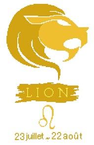 Signes du Zodiaque - Lion !