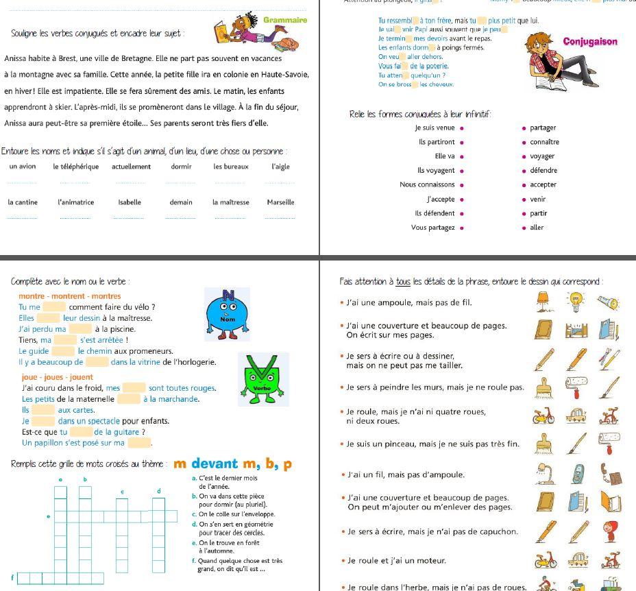 Assez Cahiers de vacances-jeux de raisonnement / logique pour 5-6H - HolaOla LD73