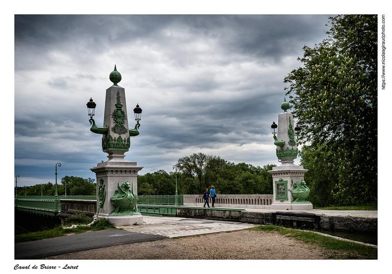 Au fil de la Loire dans le Loiret
