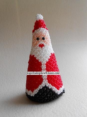 Cône Père Noël
