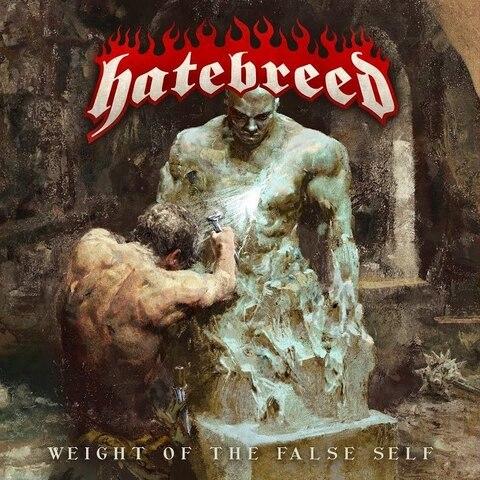 HATEBREED - Détails et extrait du nouvel album Weight Of The False Self