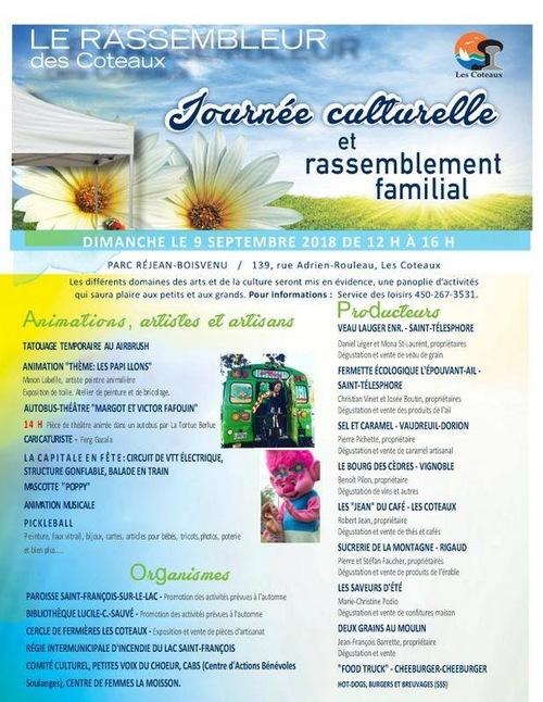 Exposition Parc Réjean Boisvenu