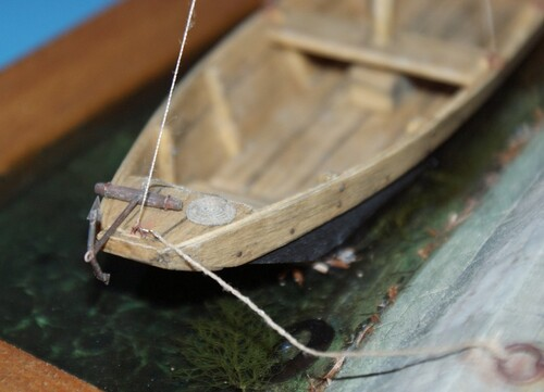 Diorama: Port Saint Maur