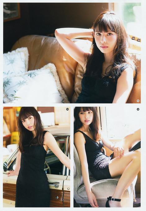 Magazine : ( [Young Gangan] - 2018 / N°11 - Yuka Ogura & Yuna Okiguchi Staring )