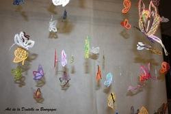papillons en vol Couvige 13 et 14 juin 2015