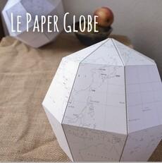 Globe terrestre à construire avec ses élèves